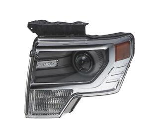 (1) NEW GENUINE OEM FORD 2009-2014 F150 Driver Side HID Headlight DL3Z13008AC