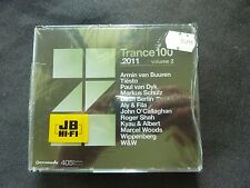 TRANCE 100 RARE NEW SEALED 4 CD BOXSET! ARMIN VAN BUUREN TIESTO PAUL VAN DYK