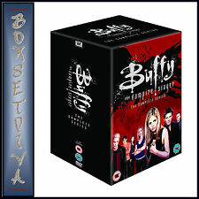 Buffy The Vampire Slayer Season 1 - 7 Series One to Seven 20th Anniversary DVD