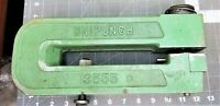 UNIPUNCH 8-BX-2 1/4 FRAME PUNCH & DIE INCLUDED [B9S4]