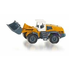 1:87 Siku Liebherr Four Wheel Loader - Toy 1477 Super