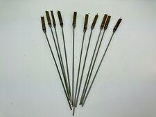 "Antique Mantle Clock 6"" Suspension Spring Rods set of 10"