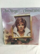 Anne Murray Christmas Wishes Capitol VTG Vinyl LP Record