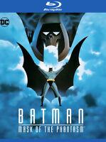 Batman: Mask Of The Phantasm (1993) (Blu-ray New)