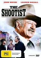 John Wayne Lauren Bacall James Stewart THE SHOOTIST DVD (NEW & SEALED)