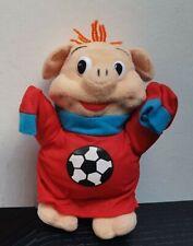 Ferrero MAXI EI  Schwein Sau Pinky Piggys Fussball Plüsch Felix Volltreffer+ BPZ