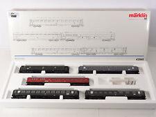 Marklin HO Scale DB German Railway Riviera Express Passenger Set 42941 New