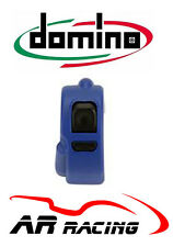 Domino Universal Start Stop / Map / Rain Light Handlebar Switch in Blue
