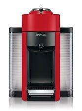 Nespresso Vertuo Evoluo Coffee and Espresso Machine by Delonghi, Red ENV135R