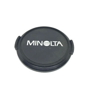 MINOLTA Genuine 52mm Front Lens Cap From JAPAN #F