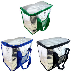 Cooler Shopping Bag Insulated Food Drink Grocery Carry Lunch Foldable Bag