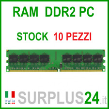 STOCK 10x RAM 2GB PC5300U DDR2 667Mhz x DESKTOP No Ecc