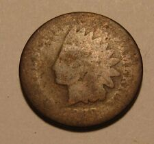 1868 Indian Head Cent Penny - About Good Condition - 227SA