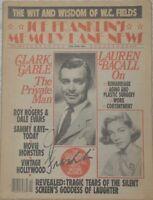 Joe Franklin's Memory Lane News Newspaper Vol. 1 No. 3 1981 Signed/Autograph