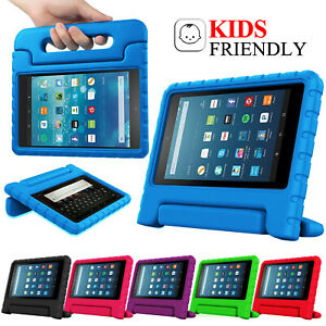 Case For Amazon Fire HD 8/8 Plus (2020) Shockproof EVA Foam Kids Stand Cover