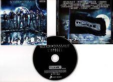 """SEXION D'ASSAUT """"L'Apogée"""" (CD) 2012"""