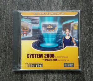PHOTOPLAY System & Update 2006 CD / DVD Spielautomat Software Automat NEU OVP