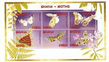 Schmetterlinge  Kleinbogen (II) Ghana
