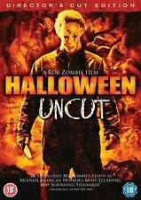 HALLOWEEN PART 1 DVD DIRECTORS CUT -UNCUT EDITION Jamie Lee Curtis Rob Zombie UK