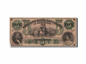 [#44693] Billet, États-Unis, 5 Dollars, TTB+