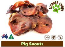 PIG SNOUTS NATURAL HEALTHY GRAIN FREE GREAT DENTAL AID AUSTRALIAN DOG TREAT