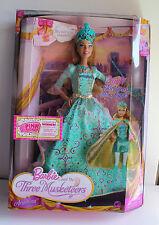 Barbie and The Three Musketeers Aramina Doll 2008