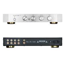 HiFi Full Discrete Preamplifier Stereo Audio Preamp + Tone Control Treble Bass