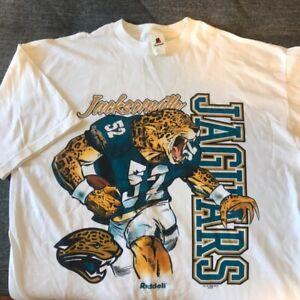 Jacksonville Jaguars T Shirt NFL Football Team Champ 2021 Vintage Men Gift Tee