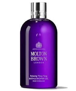Molton Brown Relaxing Ylang-ylang bath and shower Gel 50 ml Travel size