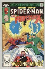 Marvel Team-Up #118 June 1982 VG+ Wolverine Crossover