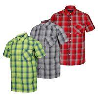 Men's Regatta Kalambo IV Summer Short Sleeve Check Shirt. Small RRP £30
