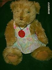 Build-a-Bear Centennial Teddy Bear 1999. 1st in the Centennial Plush Series
