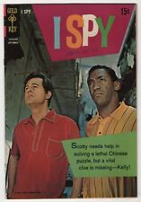 I Spy #6 FN/VF 7.0 higher grade 1968 Bill Cosby photo cover create-a-lot & save