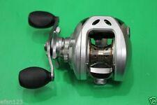 Left-Handed Baitcasting Fishing Reels with Aluminum Spool