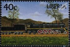 Chinese Railways (China) KF Class 4-8-4 Steam Train Locomotive Stamp