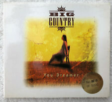 Big Country - You Dreamer - CD Single - TRAD1012 (Part 2 Of 2) -Ltd No 0619/5000