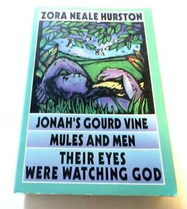 JONAH'S GOURD VINE----MULES AND MEN----THEIR EYES WERE By Zora Neale Hurston  Pb