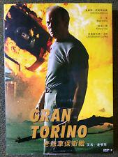 Grand Torino. DVD. Clint Eastwood film en Anglais Zone 1 NTSC