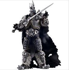 World of Warcraft WOW Arthas Lich King 16cm PVC Action Figure mit Box Gut Gift