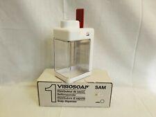 Seifenspender Visiosoap, SAM Steiner System, Visiosoap 600ml, Wandmontage