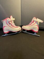 Size 3 Riedell Girls Ice Skates Brand New Never Worn