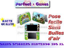 Skin sticker auto-collant vinyl skylanders pour console nintendo 3DS XL LL