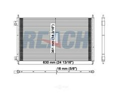 A/C Condenser Reach Cooling 31-4898