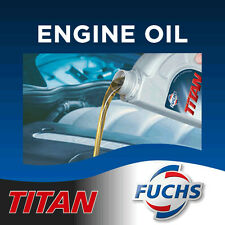 OPEL Corsa C 1.0 12V 1.2 16V 1.4 16V Twinp 00-07 FUCHS ENGINE OIL TITAN GT1