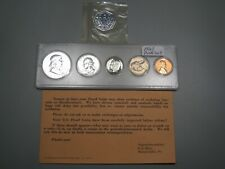 1961 Philadelphia Mint Proof Set w/ Envelope, Plastic Holder, COA.  #47