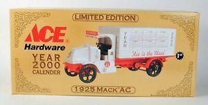 Ace Hardware 1925 Mack AC Truck Year 2000 Calender 1:34 Ltd Edition