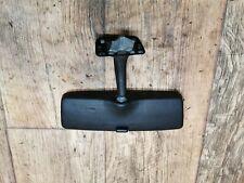 VW Golf 2 Spiegel Innenspiegel schwarz #8092