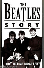 VIDEO VHS - THE BEATLES - STORY (THE LIFETIME BIOGRAPHY) NEW - NUEVO