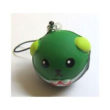 Mameshiba Green Pea Stress Ball Cell Phone Strap NEW