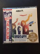 Abba-the album SHM MINI LP Style CD Japon neuf 2016 UICY - 77953 + 1 bonus
